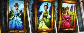 fairytale hall princesses