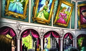 princess fairytale hall photos