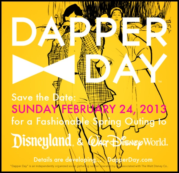 Dapper Day Promo