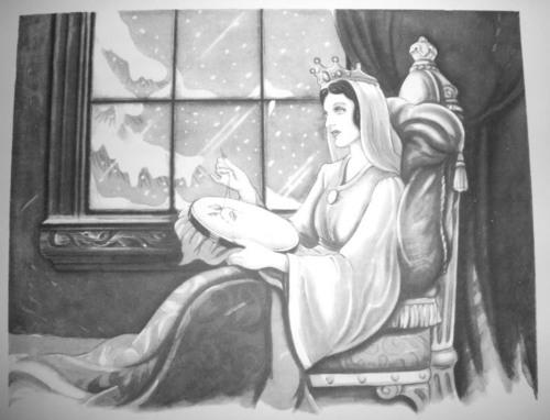 Snow White's Mother