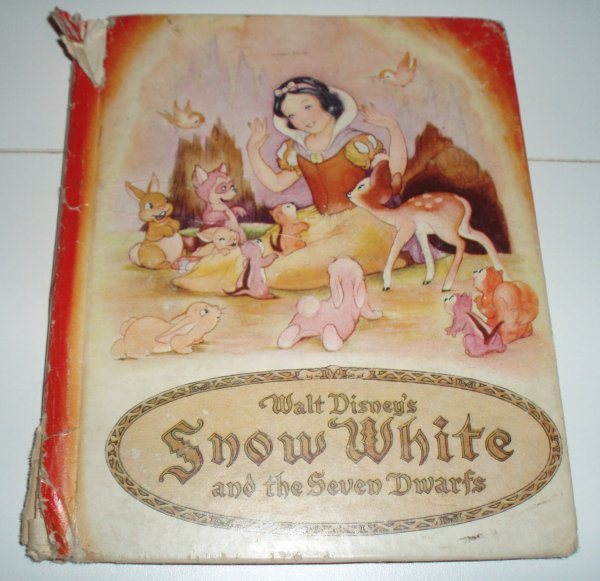 Snow White and the Seven Dwarfs (1937 film) | Disneyways