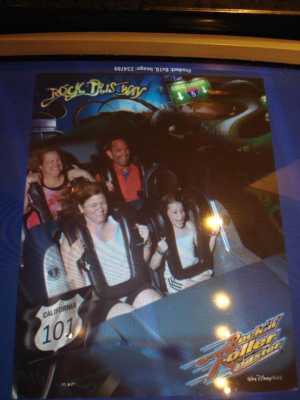 Rockin' Rollercoaster