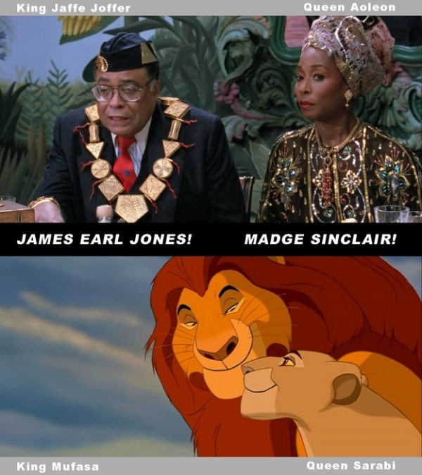 Lion King Jones