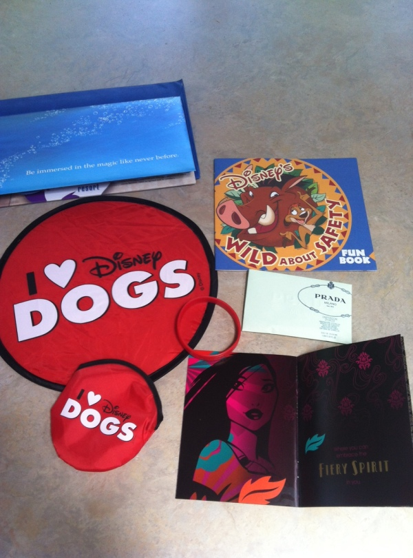Prize pack