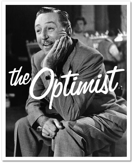 WALT the Optimist