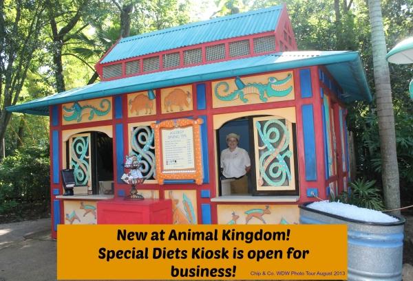 AK Special Diets Kiosk