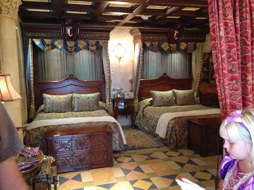 Apartment Inside Cinderella S Castle joanne's stay in the cinderella castle suite | disneyways