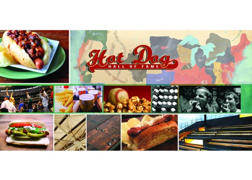 Hot Dog Hall of Fame Mood Board_TPI