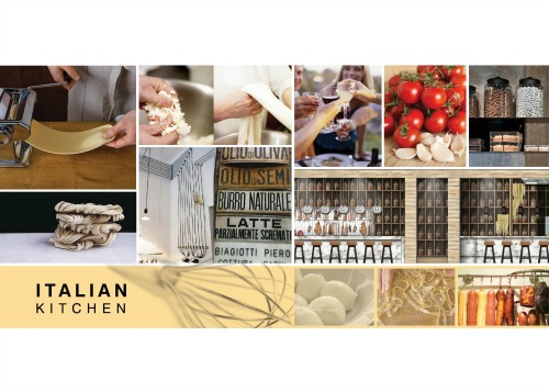 Italian Kitchen Concept Mood Board_TPI