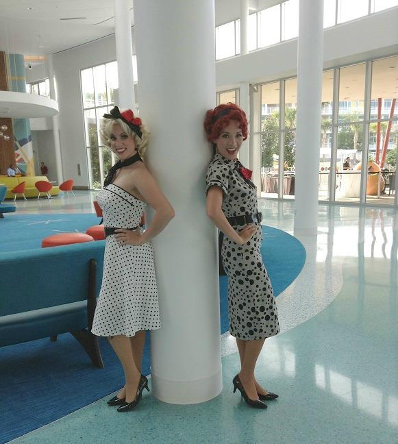lobbygirls